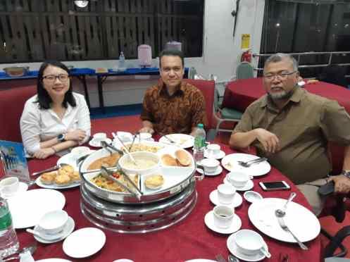 SAMA and YB Bandar Utama